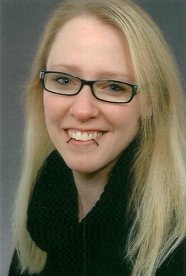 Schneiderin Corina Breunig